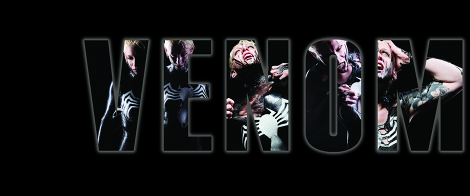 VENOM Magazine Cover July'12